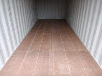 20 ft DC Container for rent / sell (20 ft Dry Cube container, ISO container) inside view | jvcontainer.com
