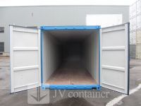 40 ft DC Container (40 ft Dry Cube container, ISO container) - inside view | jvcontainer.com - shipping containers, ISO containers at best price
