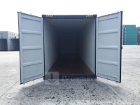 40 ft HC Container at best price (40 ft High Cube ISO container) inside view   jvcontainer.com - buy or rent shipping containers at best prices