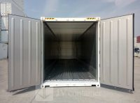 40 ft RF Container (40 ft refrigerated container) open door view | jvcontainer.com - shipping containers, ISO containers at best price