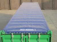 40 ft Open Top Container (40 ft OT container) - top view   jvcontainer.com - shipping containers and special containers at best price